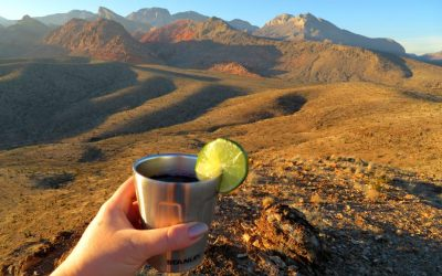 Backcountry Bartender: Searching for the Best Ways to Booze on the Trail